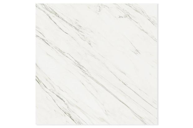 Porcelanato Esmaltado Retificado Véu de Noiva Branco Polido 120x120cm - Ceusa