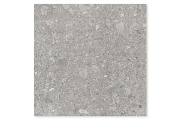 Porcelanato Externo Borda Reta Iseo Grigio Cinza 90x90cm - Eliane