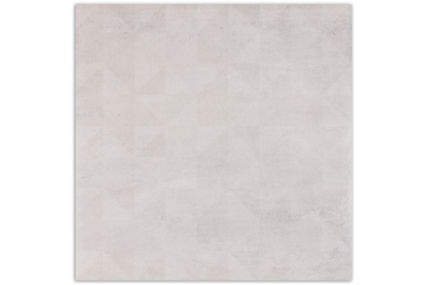Porcelanato Hd Borda Reta Absolute White Decor Cinza 84x84cm - Elizabeth