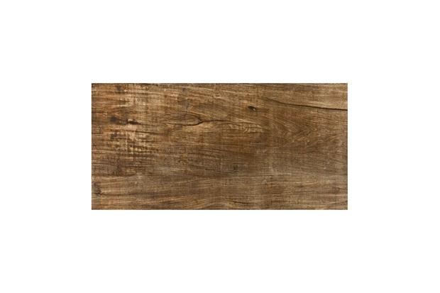 Porcelanato Hd Esmaltado Acetinado Borda Reta Antique Wood Carvalho Bege 50x100cm - Elizabeth