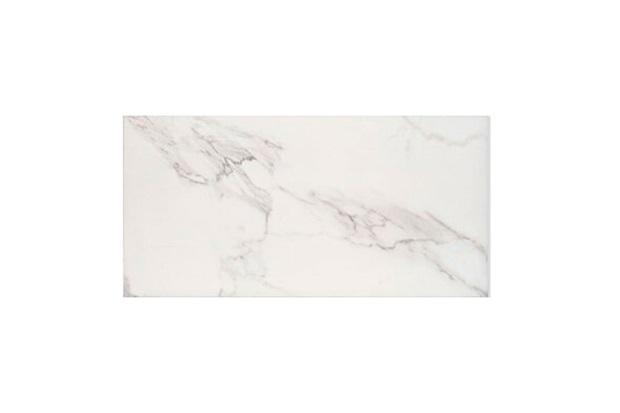 Porcelanato Hd Polido Brilhante Borda Reta Alpino Branco 50x101cm - Elizabeth