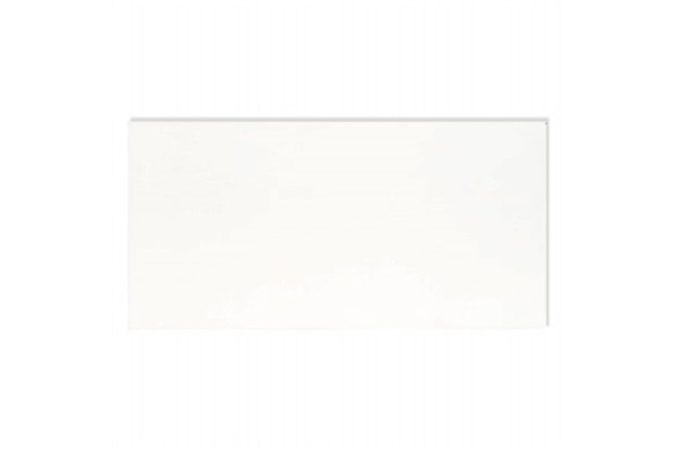 Porcelanato Hd Polido Brilhante Borda Reta Pure White 50x101cm - Elizabeth