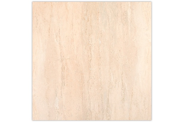 Porcelanato Inout Retificado Esmaltado Acetinado Travertino 49x49cm - Incefra