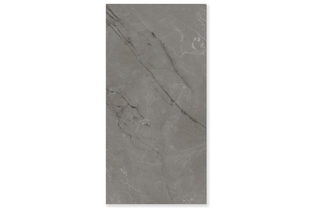Porcelanato Marmo Grafite Polido Retificado Cinza 80x160cm - Eliane