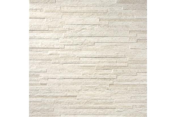 Porcelanato Mosaico Slate Bianco Retificado Esmaltado 60x60cm - Portobello
