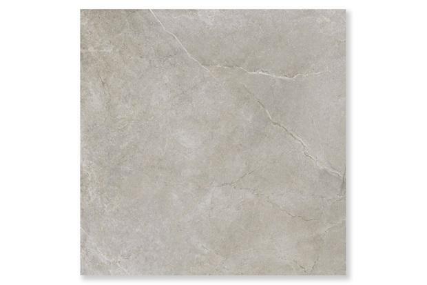 Porcelanato Natural Borda Reta Cement Stone Cinza 87,7x87,7cm - Portinari