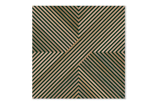 Porcelanato Natural Borda Reta Tavola Decor Mix 58,4x58,4cm - Portinari
