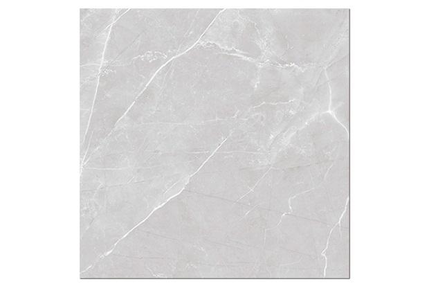 Porcelanato Polido Borda Reta Antique Branco 90,5x90,5cm - Villagres
