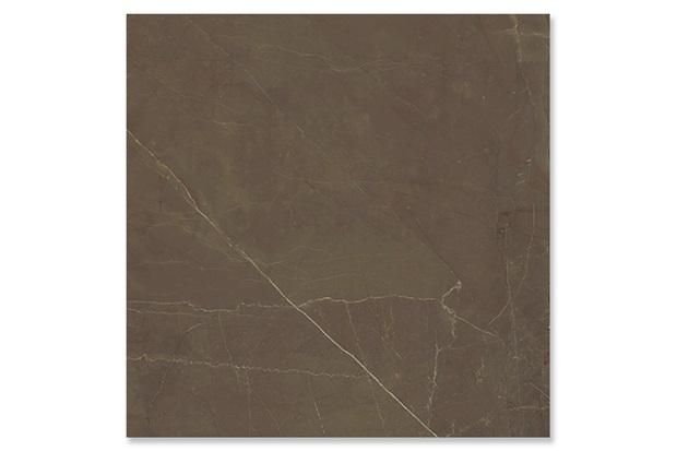 Porcelanato Polido Borda Reta Antique Brown 90,5x90,5cm - Villagres