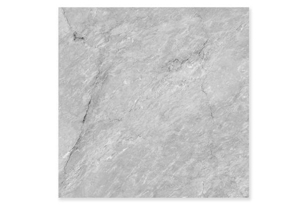 Porcelanato Polido Borda Reta Bardiglio Soft Gray 120x120cm - Ceusa