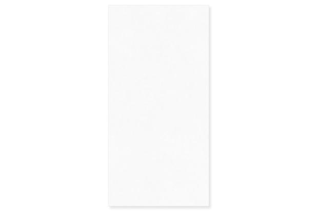 Porcelanato Polido Borda Reta Croma Branco 58,4x117cm - Portinari