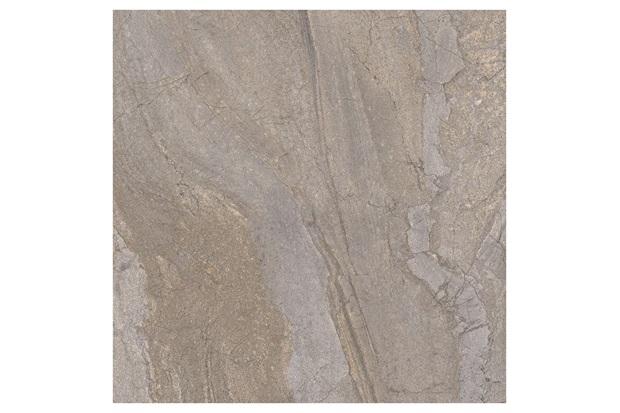 Porcelanato Polido Borda Reta Mediterrâneo Gray 90x90cm - Portinari