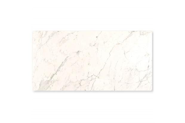 Porcelanato Polido Brilhante Borda Reta Marmi Clássico Bianco Floe 60x120cm - Portobello