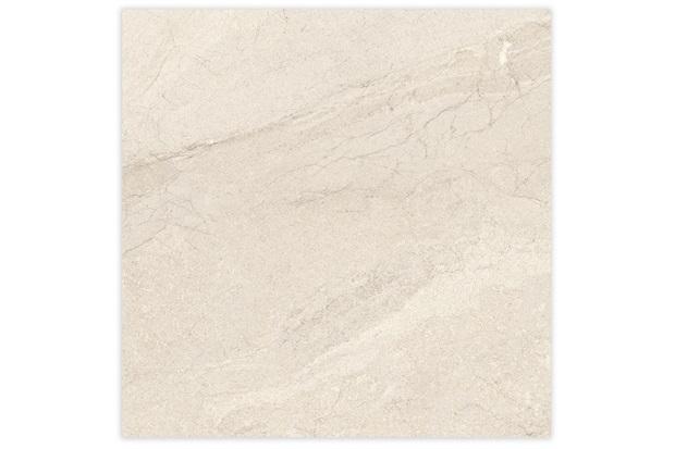 Porcelanato Rústico Borda Reta Mediterrâneo Off White Matte 90x90cm - Portinari
