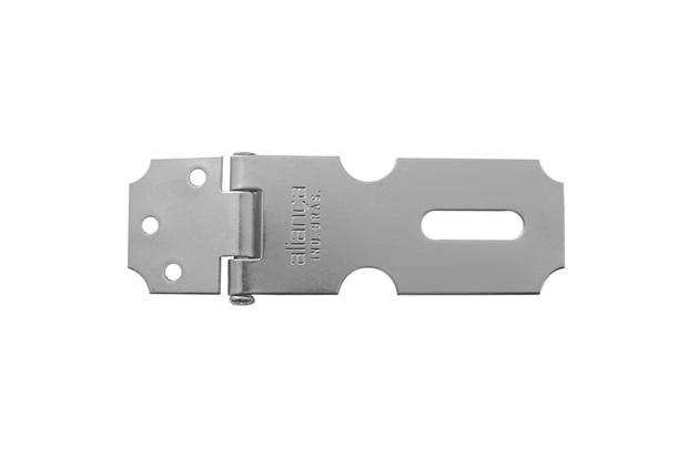 Porta Cadeado em Zamac para Porta 51mm Cromado - Aliança