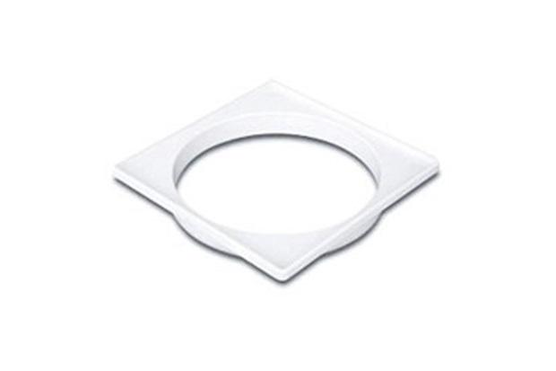 Porta Grelha Quadrado 150mm Branco - Tigre