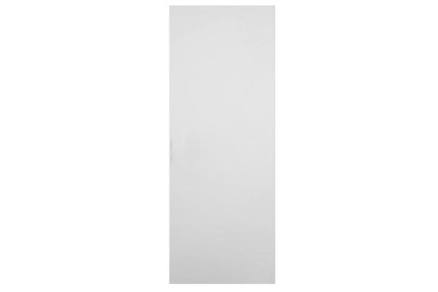 Porta Lisa em Mdp Standard Primer 210x60cm Branca - Vert