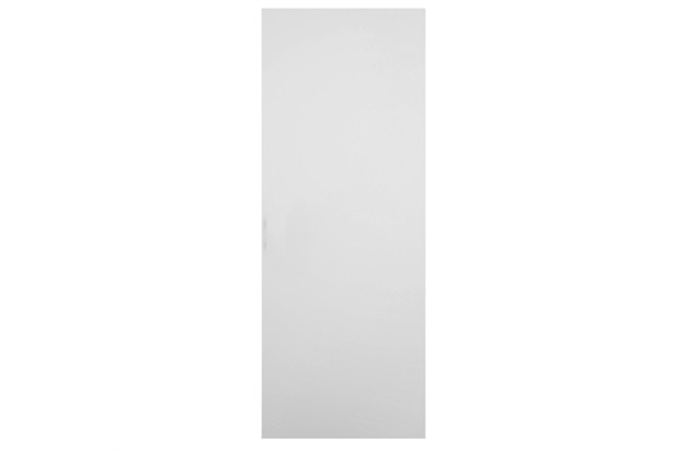 Porta Lisa em Mdp Standard Primer 210x82cm Branca - Vert