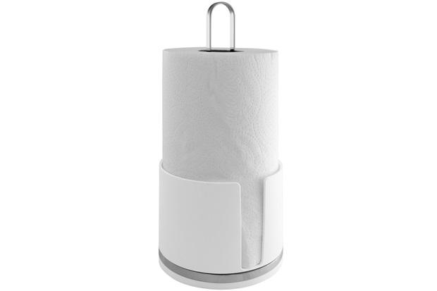 Porta Papel Toalha Eleganza Branco - Future