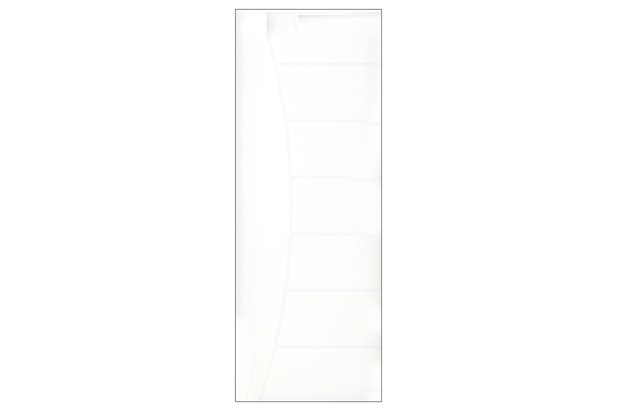 Porta Premium Decor Belíssima Branca 60cm - Famossul