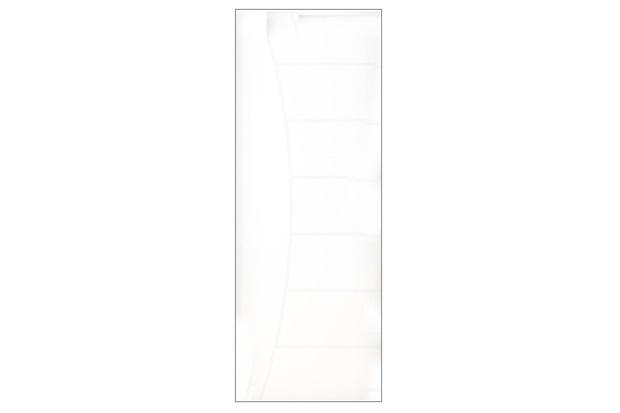 Porta Premium Decor Belíssima Branca 80cm - Famossul
