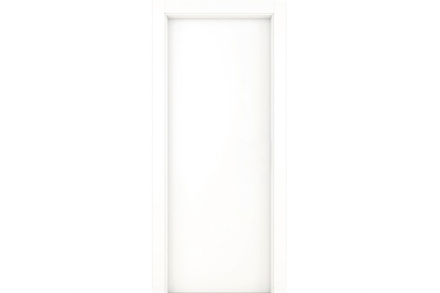 Porta Premium Lisa Branco Carrara 210x62cm - Famossul