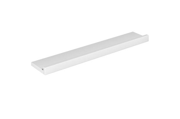 Porta Quadro em Mdf 60x10cm Branco - Multivisão