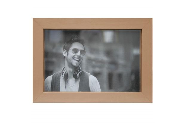 Porta Retrato Caixa Color 15x21cm Cobre - Kapos