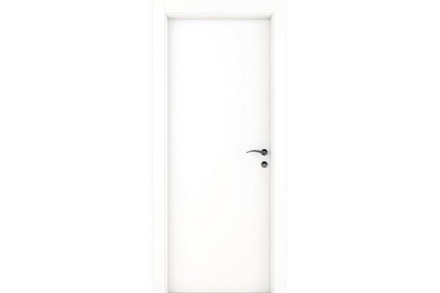 Porta Standard Lisa Primer Branca 62cm - Famossul