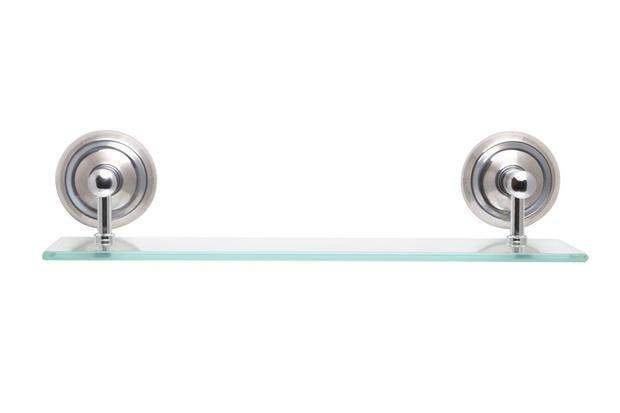 Prateleira com Vidro Cristal Export Ref: Exp-47 - Moldenox