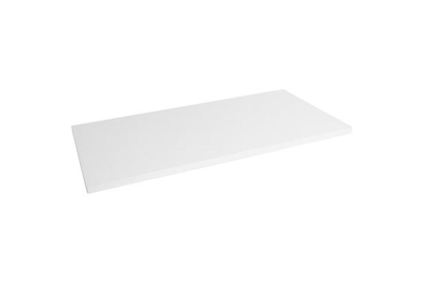 Prateleira em Mdp Decore 25x120cm Branca - Multivisão
