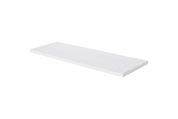 Prateleira em Mdp Decore 25x60cm Branca - Multivisão