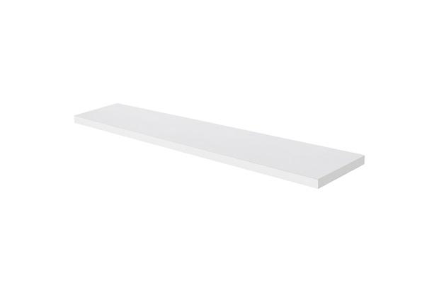 Prateleira em Mdp Decore 30x90cm Branca - Multivisão