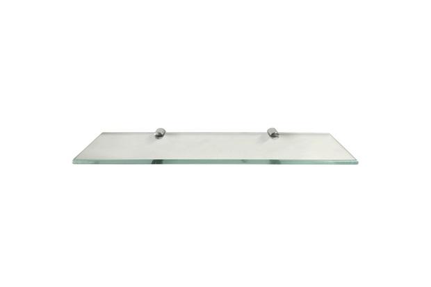 Prateleira em Vidro  40x10cm Transparente - Rack System