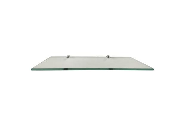 Prateleira em Vidro 40x15cm Transparente - Rack System