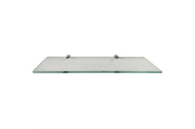 Prateleira em Vidro 40x20cm Transparente - Rack System
