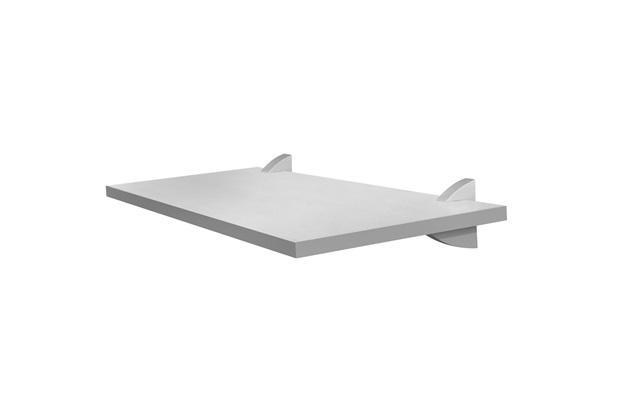 Prateleira Mdp Concept Branca 20x40cm - Prat-k