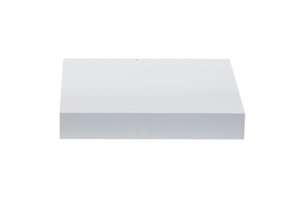 Prateleira Reta Color 25x25cm Branca  - Prat-k