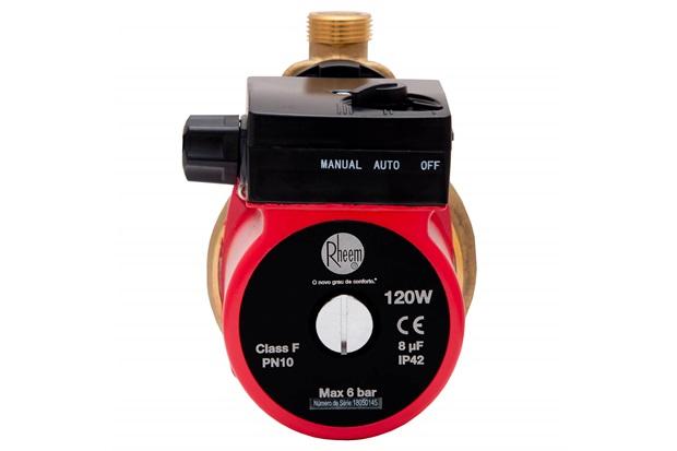 Pressurizador Rb120w 110v Vermelho - Rheem
