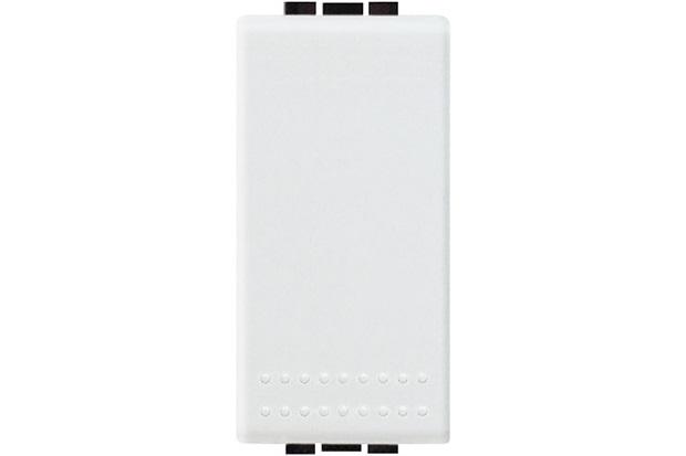 Pulsador 10a Livinglight Branco - BTicino