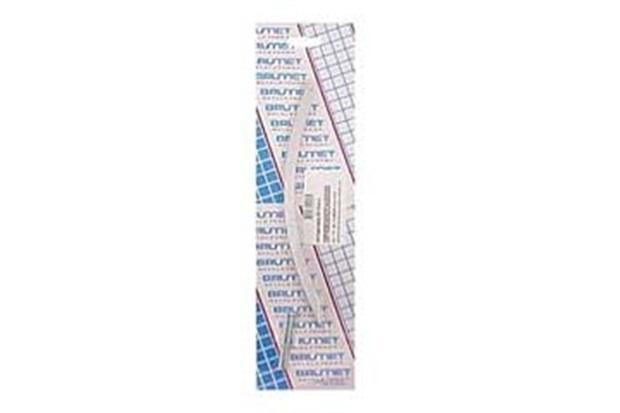Puxador Cromado Acetinado Ref. 630 - Brumet