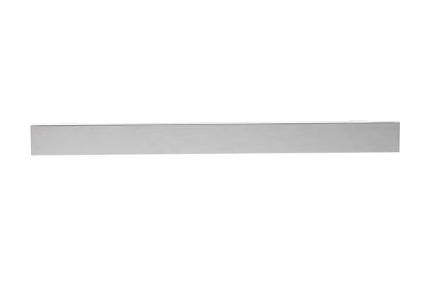 Puxador de Alumínio Contemporânea Cromado 300mm   - Casanova
