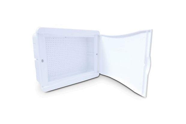 Quadro de Conectividade de Embutir Diamant Box Vdi Branco - Steck