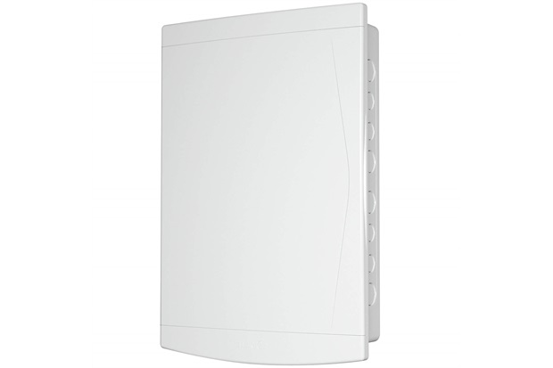 Quadro de Distribuição de Embutir 27/36 Disjuntores Branco - Tigre