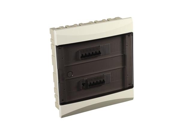 Quadro de Embutir Universal com Barramento Transparente Cdeb-U 4/6 Ref.: Dy913732 - Pial Legrand