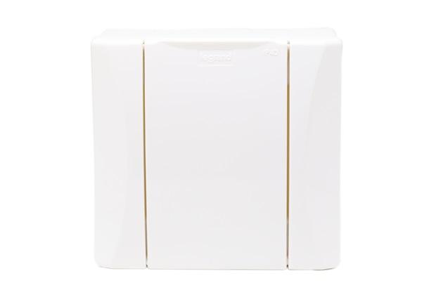 Quadro de Sobrepor Universal sem Barramento Branco Cdsb-U 4/3 - Dy913771   - Pial Legrand