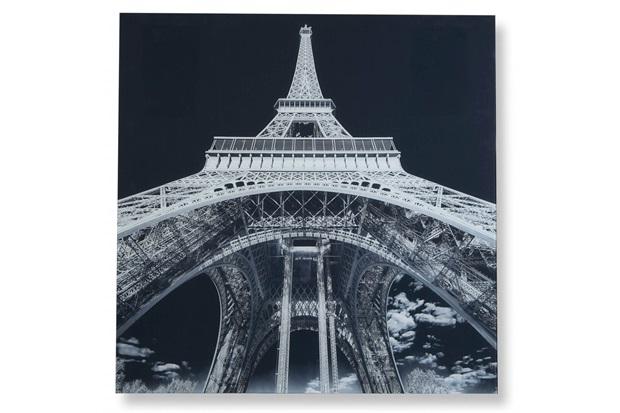 Quadro em Vidro Eiffel 80cm - Casa Etna