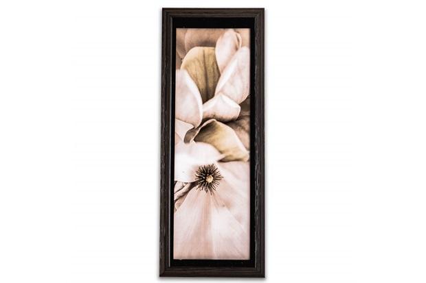Quadro Flores 1 39x15cm - Casa Etna