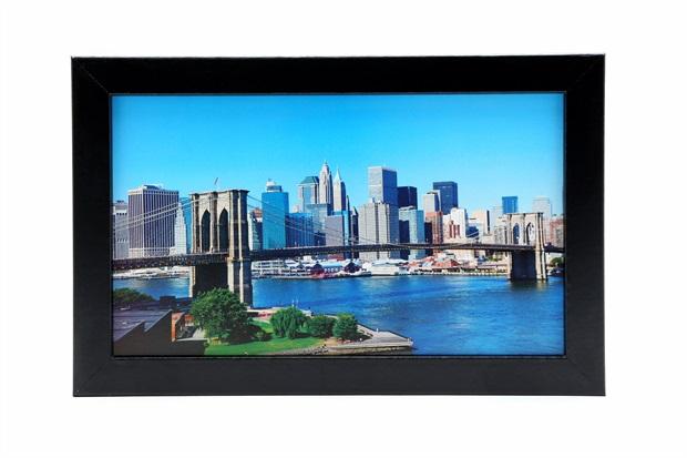 Quadro Ponte Manhattan 29x19cm - Euro