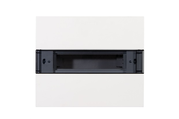 Quadro Simbox Xf Tampa Transparente para 12 Módulos - Siemens